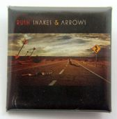 Rush - 'Snakes and Arrows Highway' Square Badge